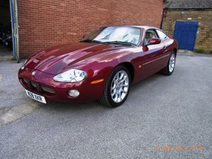 2002 Jaguar XKR 4.00 Litre Coupe For Sale