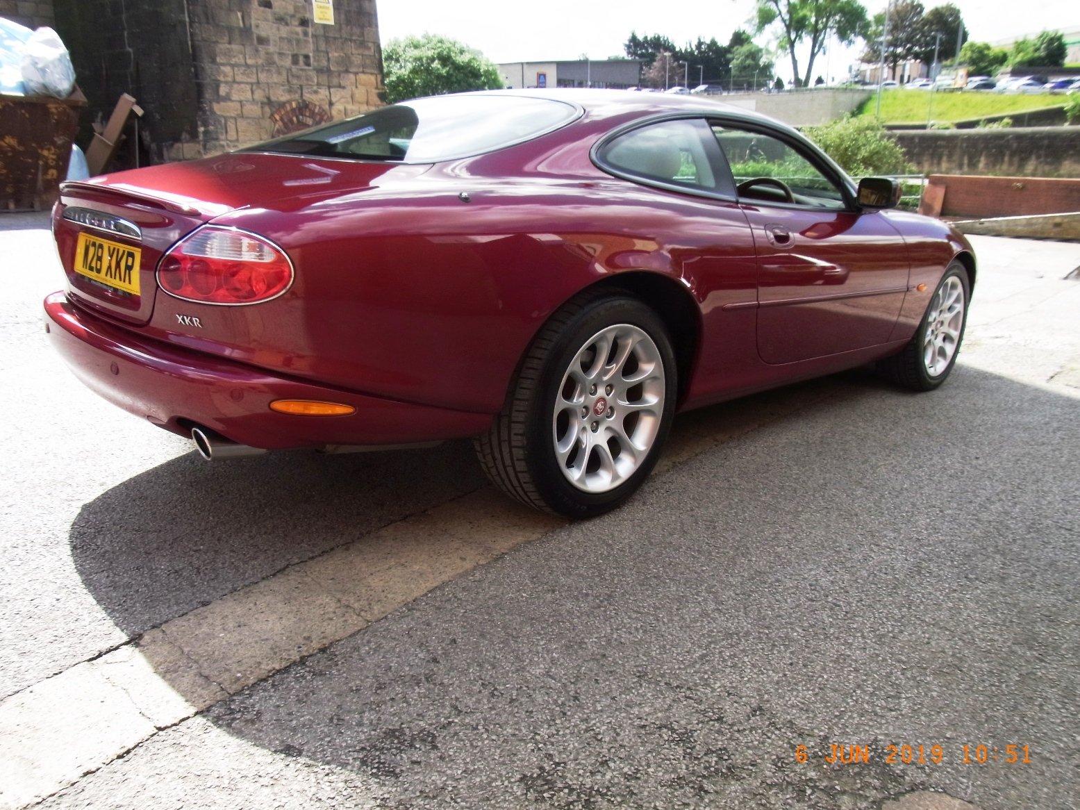 2002 Jaguar XKR 4.00 Litre Coupe For Sale (picture 4 of 6)