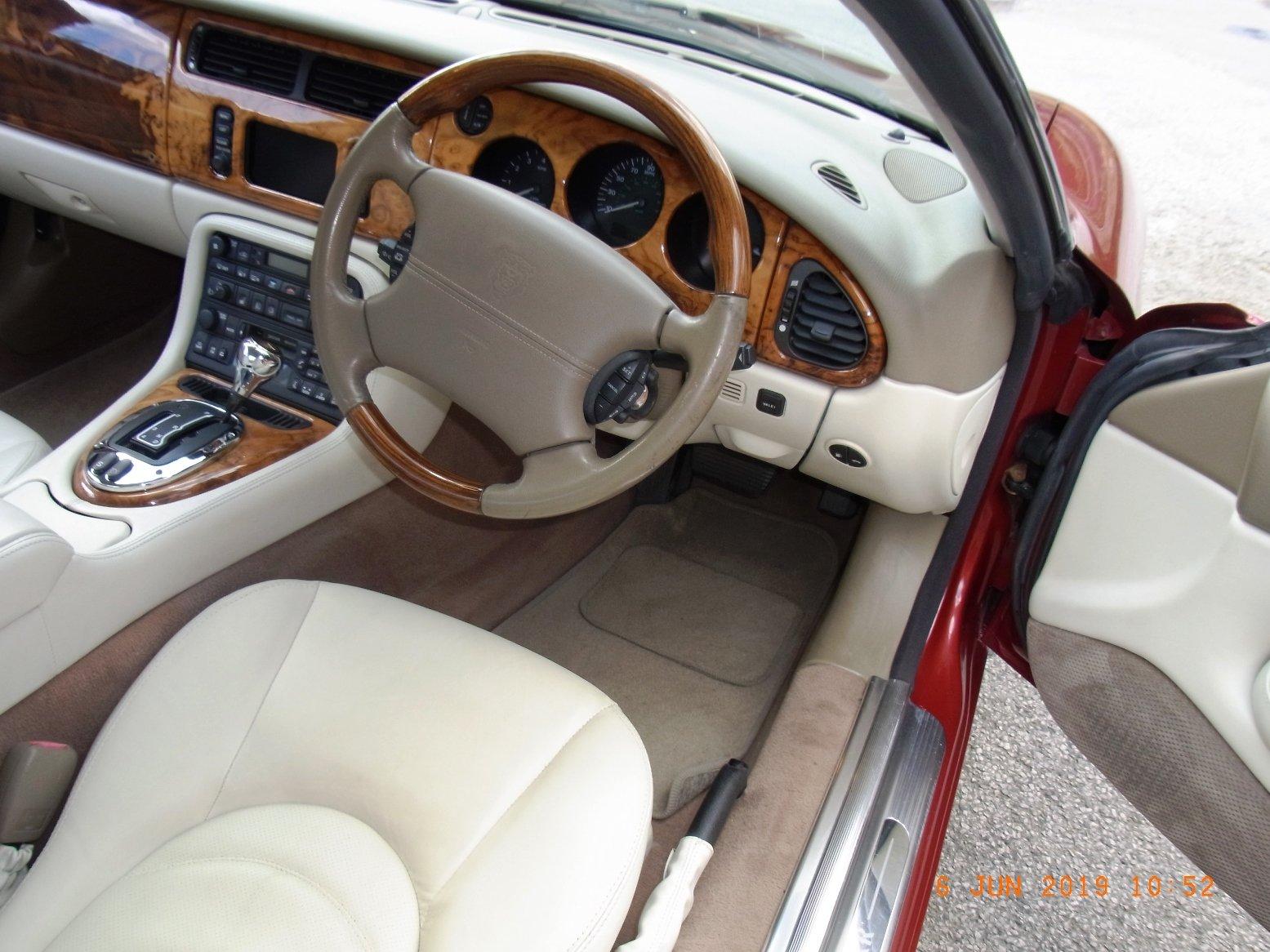 2002 Jaguar XKR 4.00 Litre Coupe For Sale (picture 6 of 6)