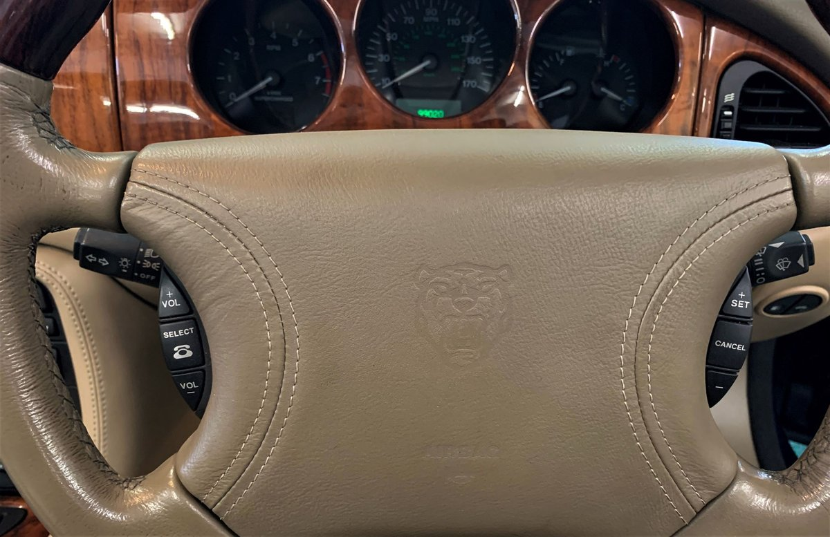 1999 Jaguar XKR – Supercharged – 370 BHP SOLD (picture 11 of 11)