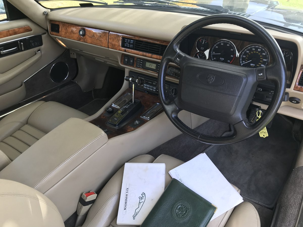 1993 Jaguar XJ-S 4.0 For Sale (picture 10 of 10)