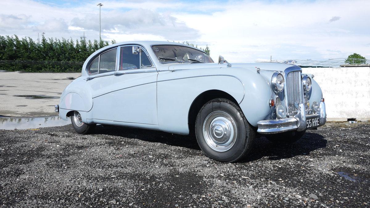 1957 Jaguar MKVIII For Sale (picture 1 of 3)