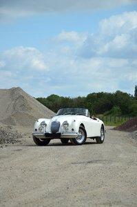 1958 – Jaguar XK 150 3.4 S