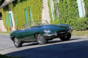 1962 – Jaguar E-Type 3.8 Convertible For Sale by Auction