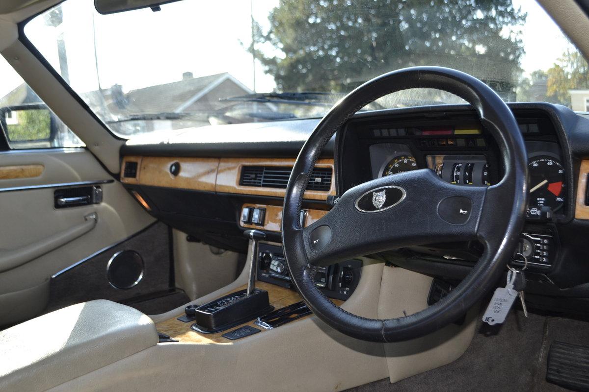 1989 Jaguar XJS - 3.6 For Sale (picture 7 of 15)