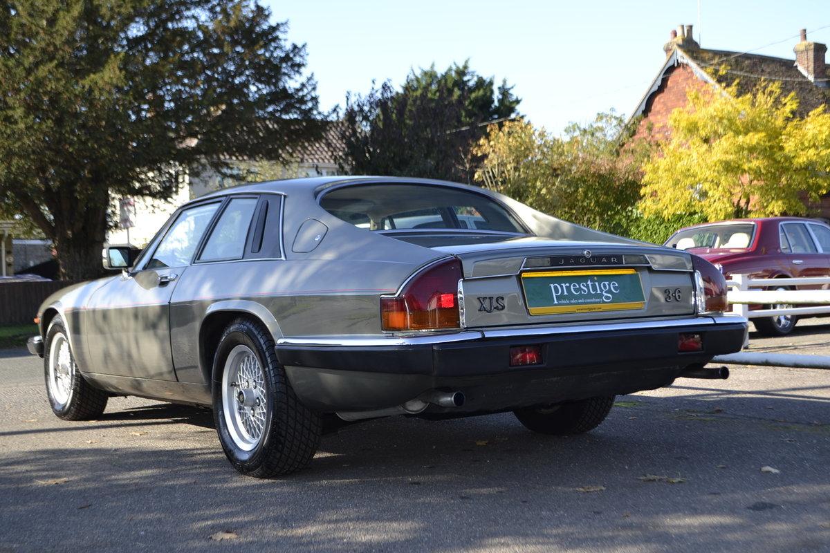 1989 Jaguar XJS - 3.6 For Sale (picture 9 of 15)
