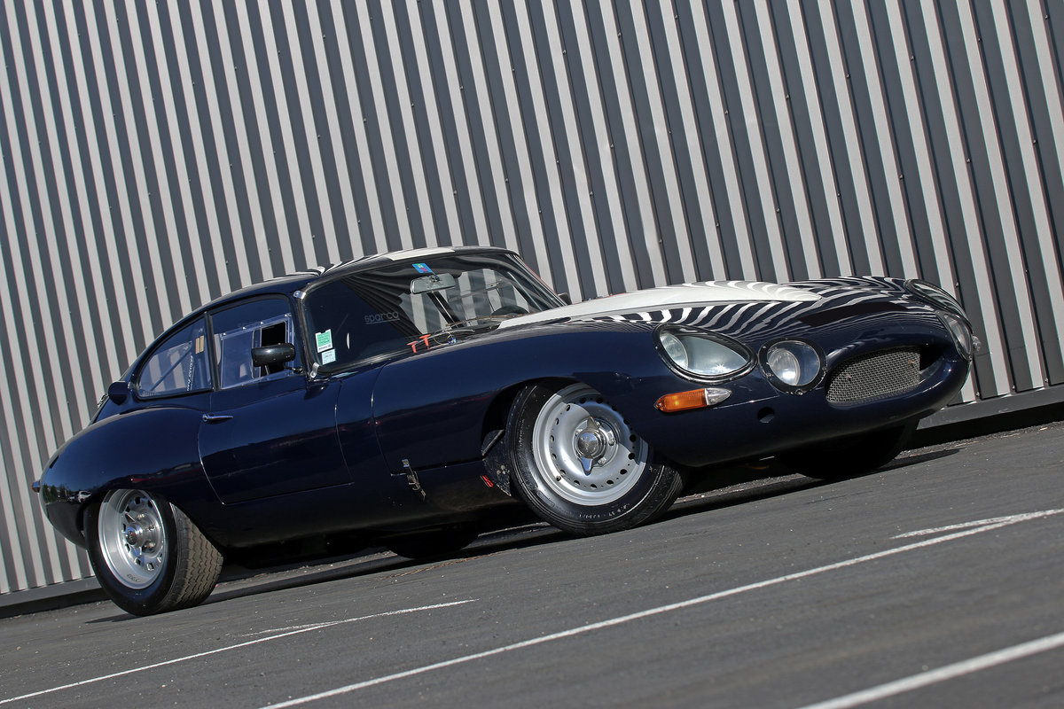 1962 – Jaguar E-Type 3.8 Competition FHC SOLD by Auction (picture 1 of 6)