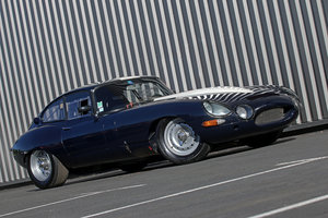 1962 – Jaguar E-Type 3.8 Competition FHC For Sale by Auction