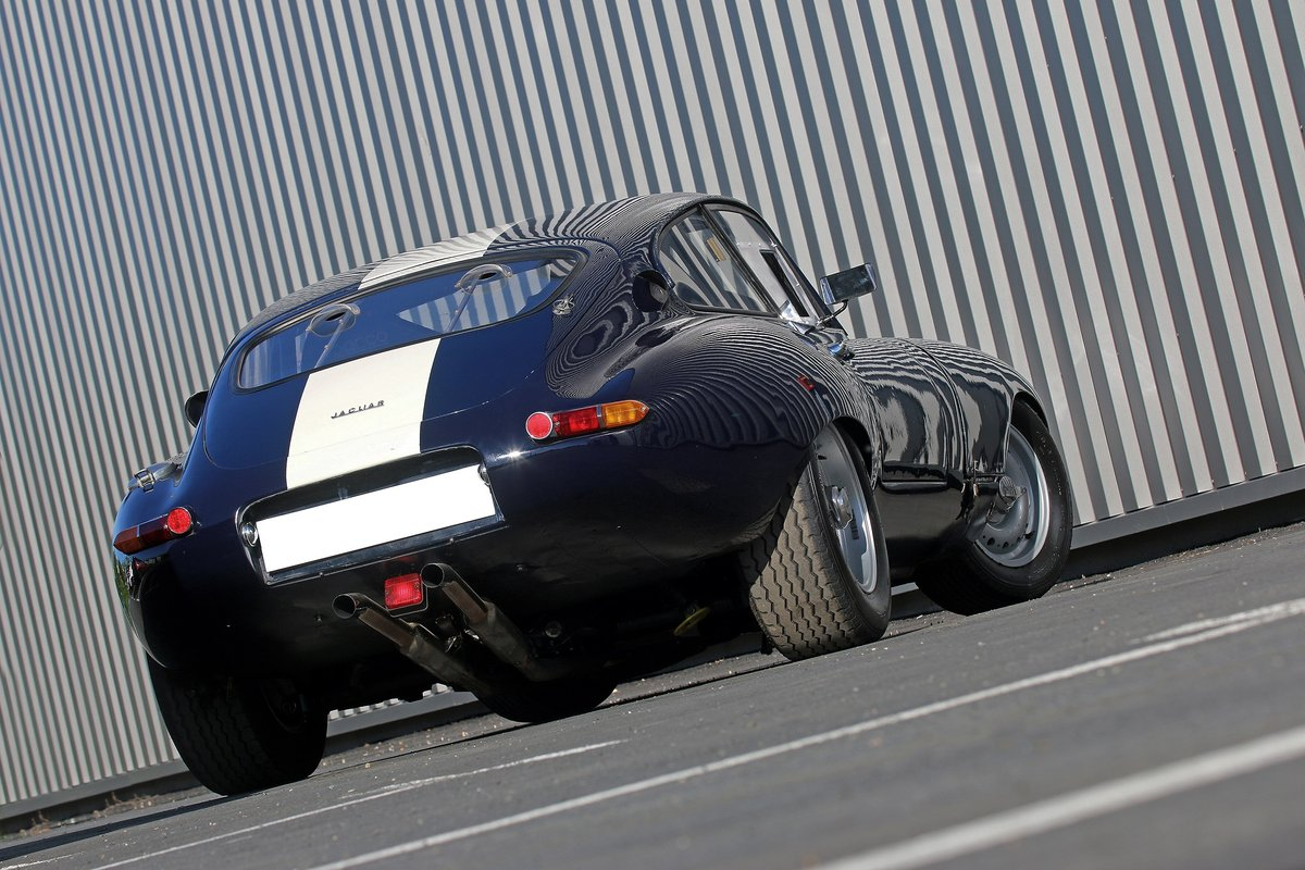 1962 – Jaguar E-Type 3.8 Competition FHC SOLD by Auction (picture 2 of 6)