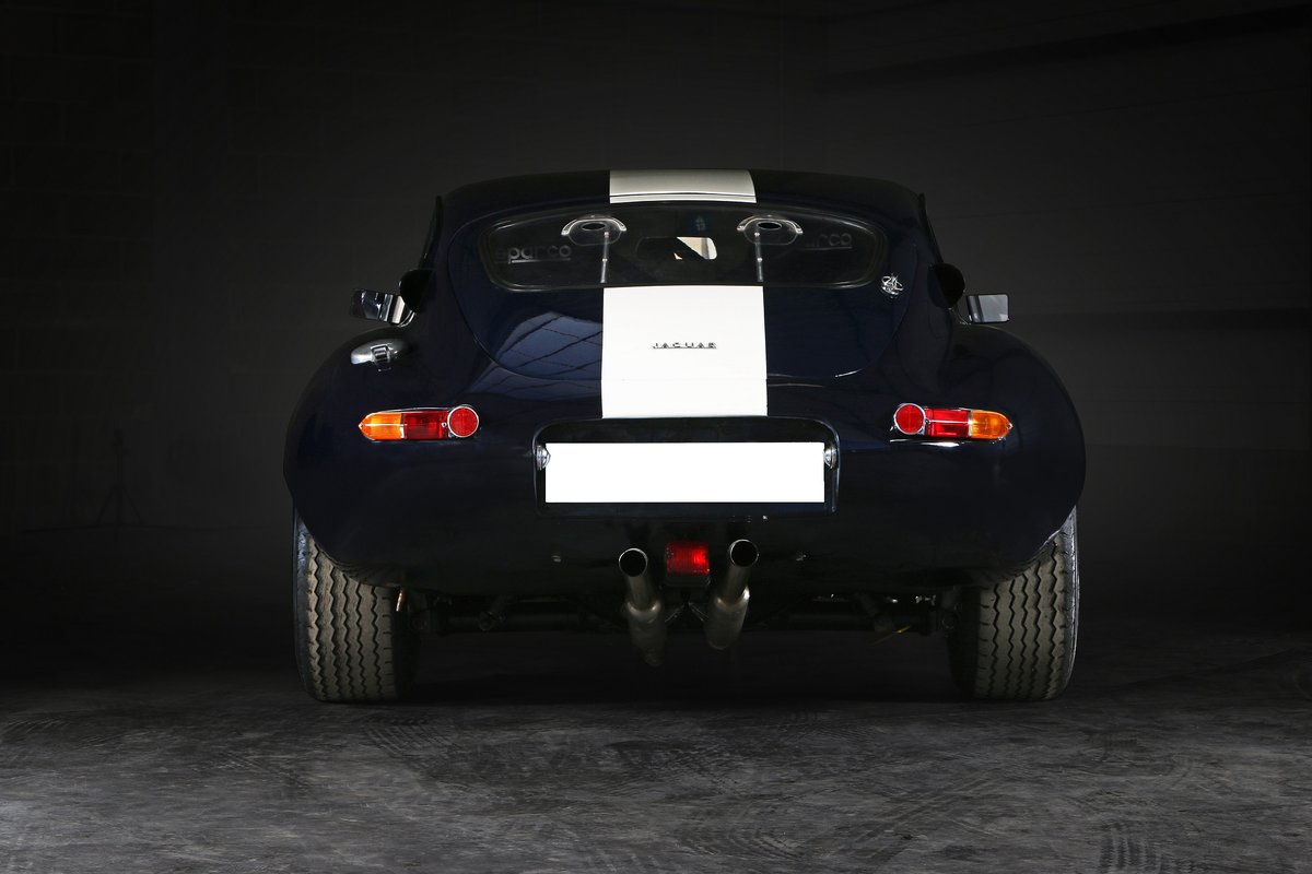 1962 – Jaguar E-Type 3.8 Competition FHC SOLD by Auction (picture 5 of 6)
