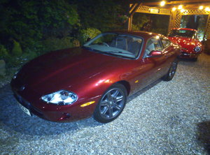 1998 JAGUAR XK8 IMMACULATE  EXAMPLE WITH FSH For Sale