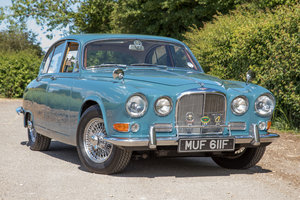 1968 JAGUAR 420 | SOUTH AFRICAN DELIVERED ORIGINAL RHD, MANUAL For Sale