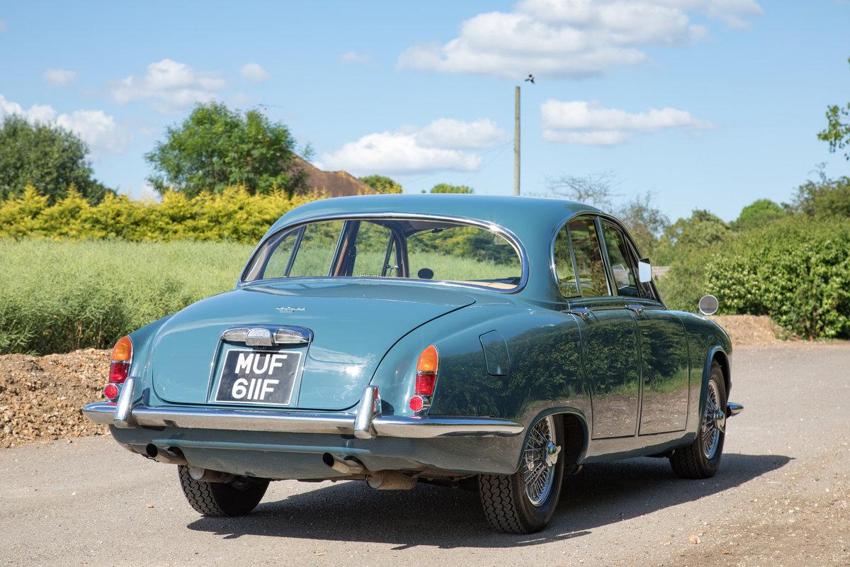1968 JAGUAR 420   SOUTH AFRICAN DELIVERED ORIGINAL RHD, MANUAL SOLD (picture 4 of 6)
