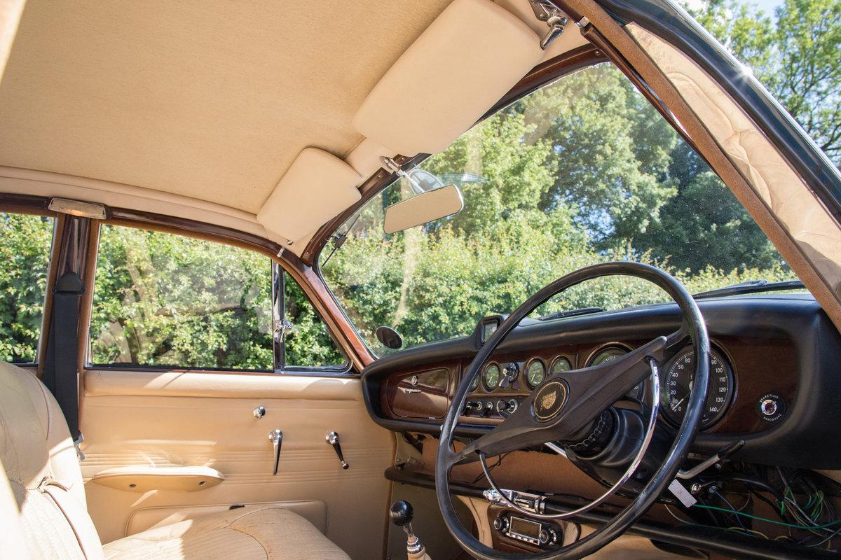 1968 JAGUAR 420   SOUTH AFRICAN DELIVERED ORIGINAL RHD, MANUAL SOLD (picture 6 of 6)