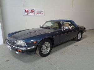 1990 Lovely jaguar v12 convertible - 24,000 miles !! For Sale