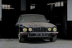 1975 - Jaguar XJ6 3.4 SOLD by Auction