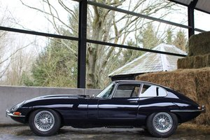 1966 Series 1 E-Type Jag 4.2 FHC For Sale
