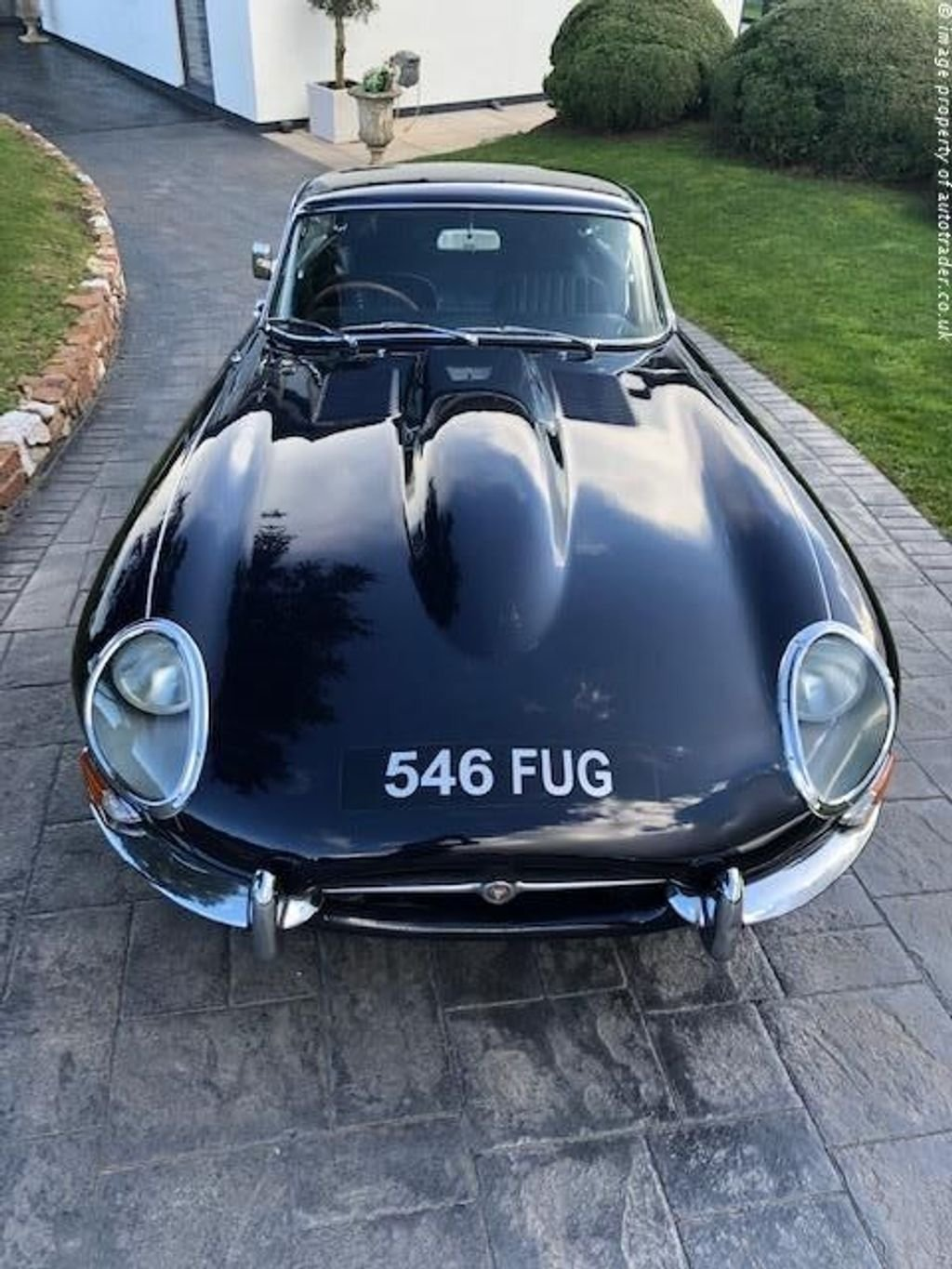 1966 Series 1 E-Type Jag 4.2 FHC For Sale (picture 6 of 6)