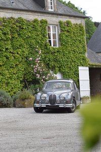 1964 - Jaguar 3.4 MkII  SOLD by Auction