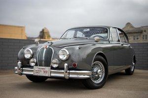 1966 Jaguar Mark II 3.4 Sedan = 6-Cyls Auto O/D $29.2k For Sale