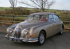 1963 Gorgeous vintage big cat fit for the 21st century (MK2 3.8) For Sale