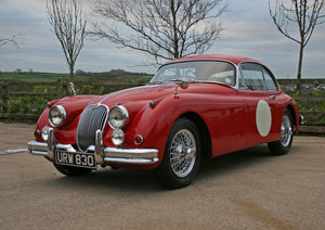 1958 JAGUAR XK150 3.8, 5 SPEED For Sale