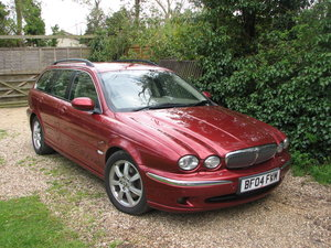 2004 Low Price Jaguar X-Type diesel for £850 For Sale