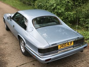 Jaguar XJS 1995 only102800k  4.0 litre AJ16