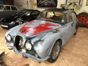 1961 Jaguar 3.8 Manual Overdrive Mk 2 For Sale