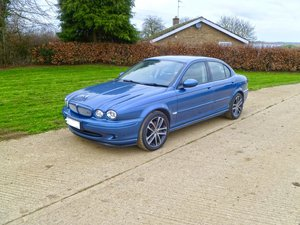 2001 Jaguar x-type 3.0 sport awd auto For Sale