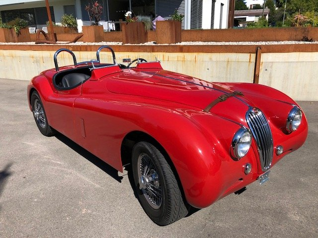 1957 Rare roadster race-version, 3 carburators For Sale (picture 1 of 6)