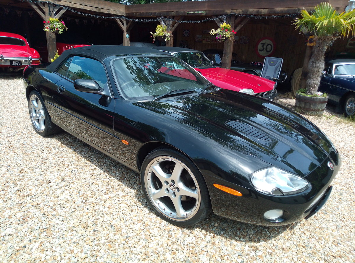 2001 take a look at out JAGUAR SELECTION  For Sale (picture 1 of 6)