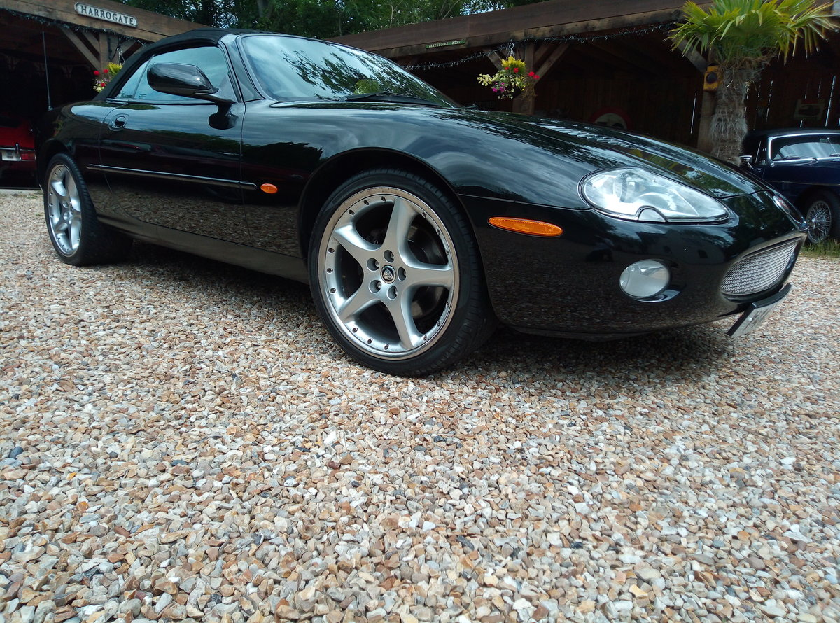 2001 take a look at out JAGUAR SELECTION  For Sale (picture 3 of 6)