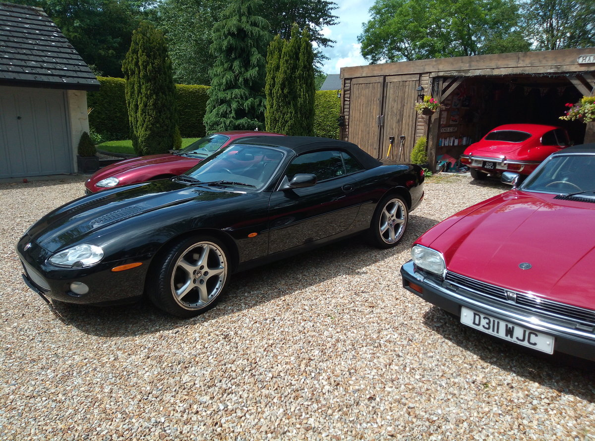 2001 take a look at out JAGUAR SELECTION  For Sale (picture 4 of 6)