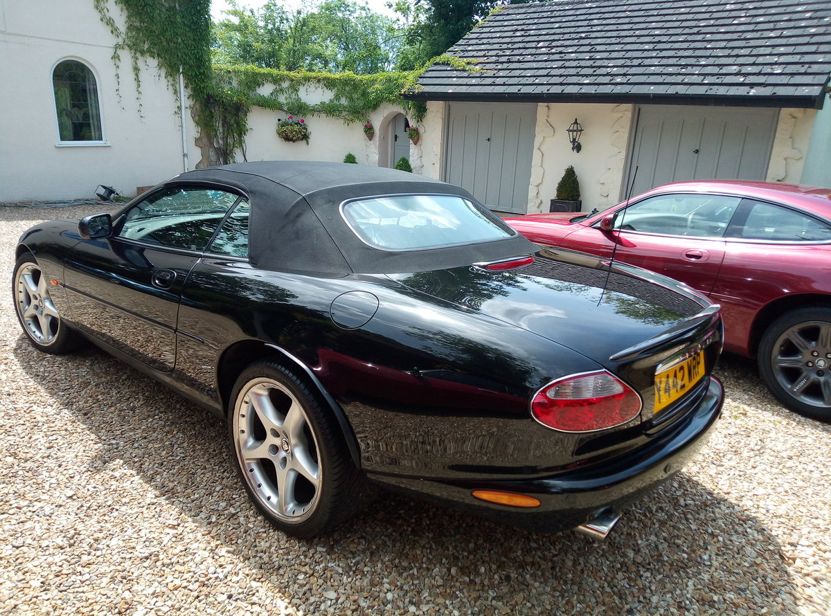 2001 take a look at out JAGUAR SELECTION  For Sale (picture 5 of 6)