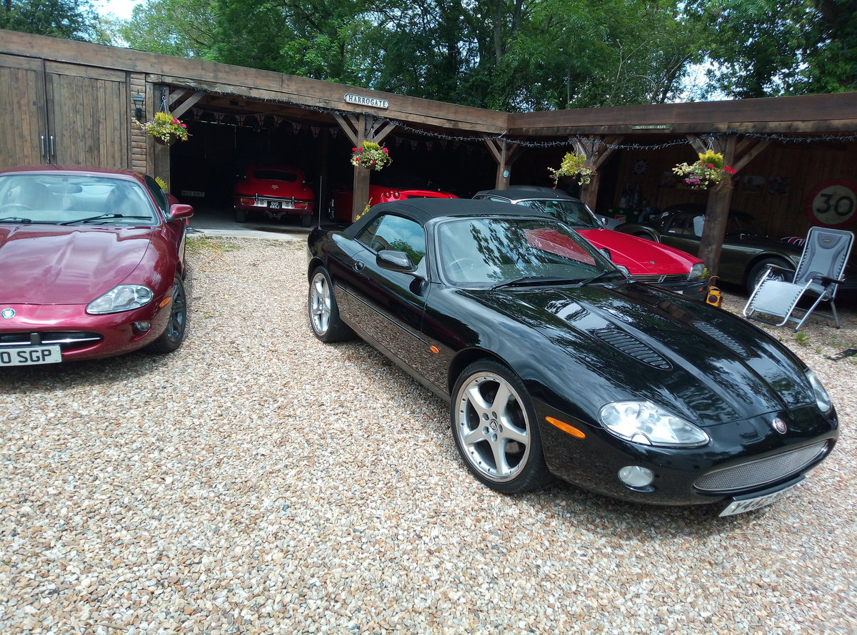 2001 take a look at out JAGUAR SELECTION  For Sale (picture 6 of 6)