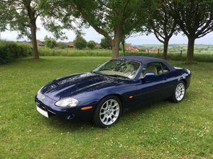 2000 Jaguar XK8 Convertible Auto For Sale