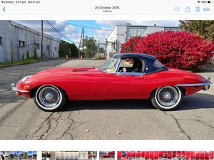 1960 Jaguar e-type  hardtop For Sale