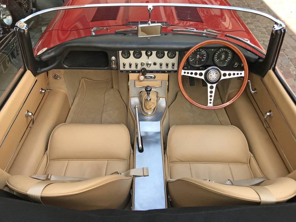 1962 Jaguar E Type Roadster - Restored by CMC For Sale (picture 2 of 6)
