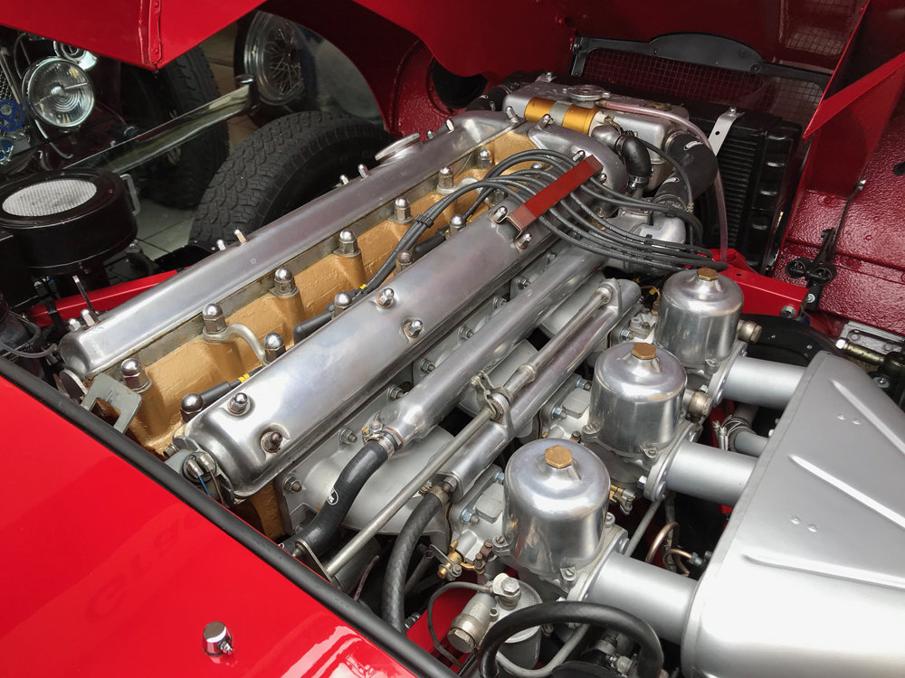 1962 Jaguar E Type Roadster - Restored by CMC For Sale (picture 6 of 6)