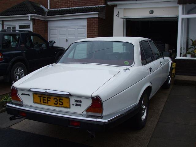 1979 Jaguar XJ6 3.4 SOLD | Car and Classic