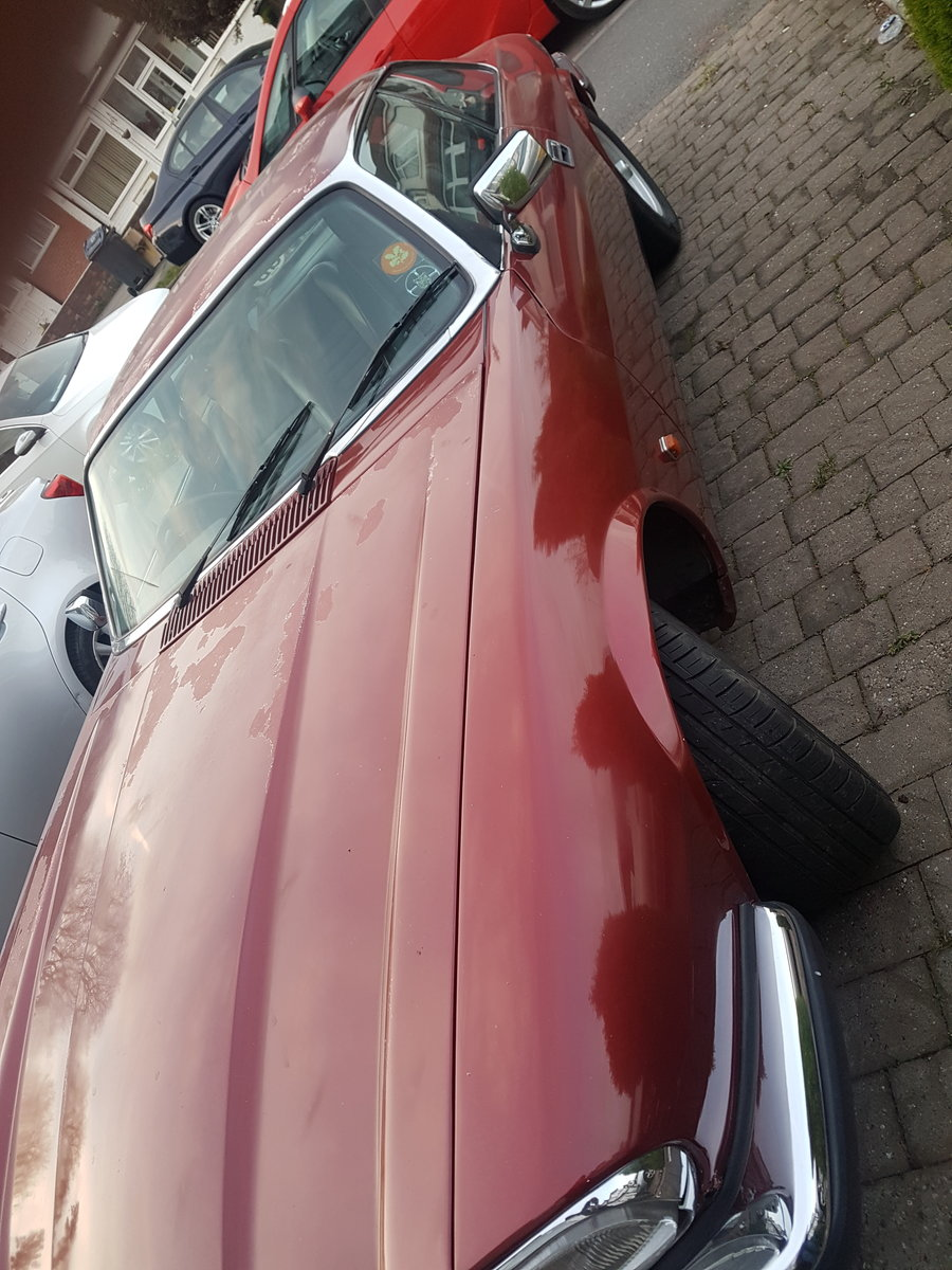 1992 XJS!! Not to be missed!!! For Sale (picture 2 of 6)