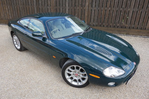 Jaguar XKR 4.0 Coupe 2001/Y, 44000 miles, Original Car