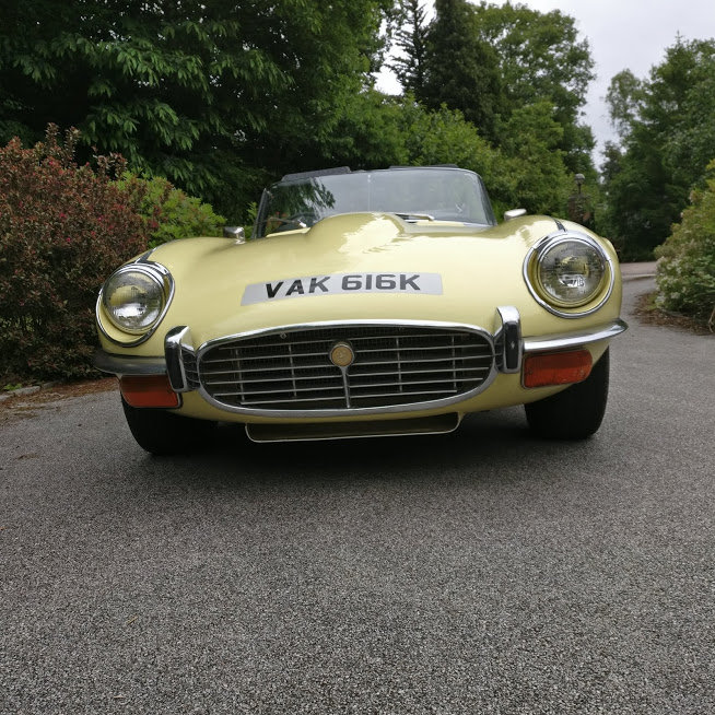1972 A lovely original Series III roadster - manual RHD For Sale (picture 1 of 6)