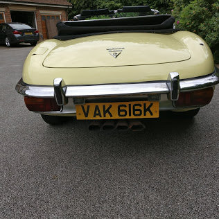 1972 A lovely original Series III roadster - manual RHD For Sale (picture 4 of 6)