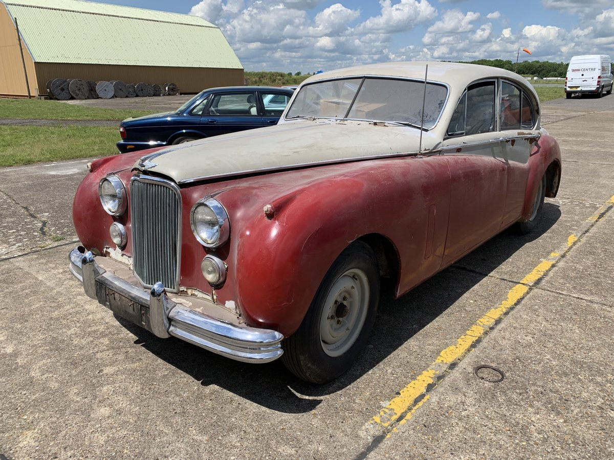 Jaguar Mark VII - Restoration Project  For Sale (picture 1 of 6)