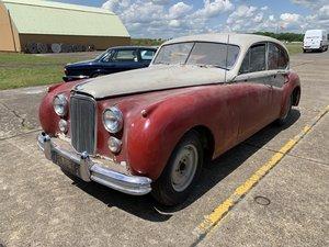 1952 Jaguar Mark VII - Restoration Project  For Sale