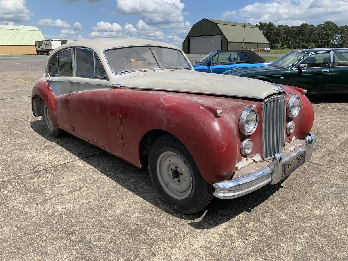 Jaguar Mark VII - Restoration Project  For Sale (picture 2 of 6)