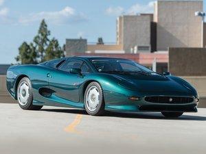 1993 Jaguar XJ220 For Sale by Auction