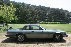 1985 Jaguar XJS Cabriolet For Sale